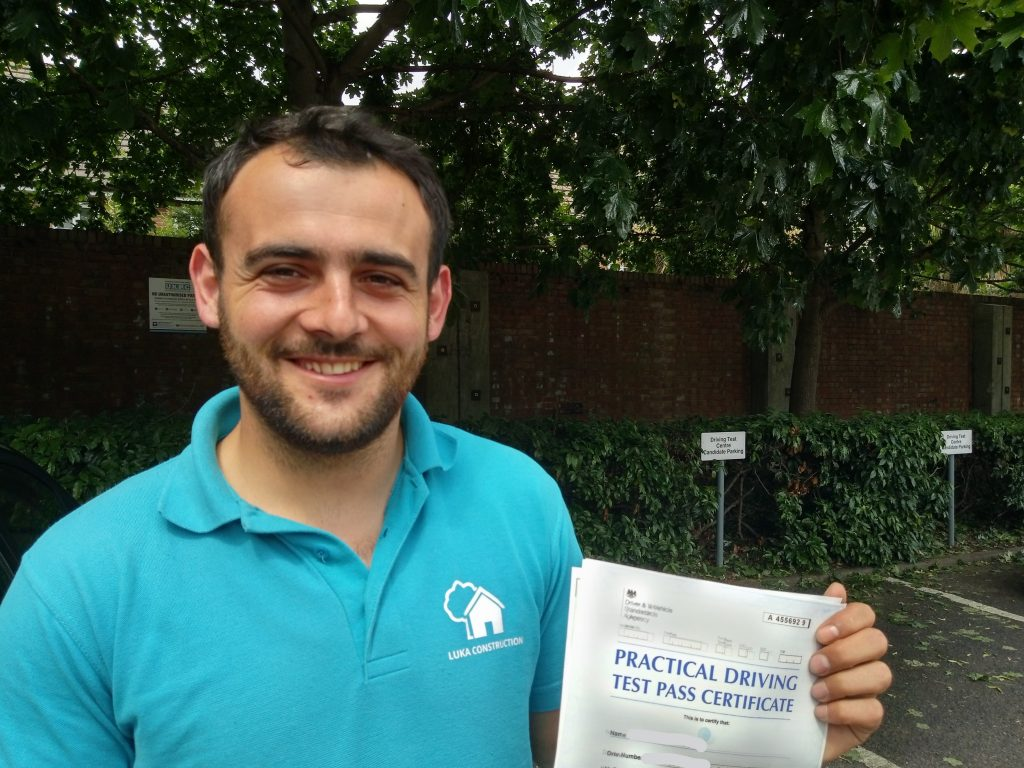 Isleworth Driving Test Centre Review