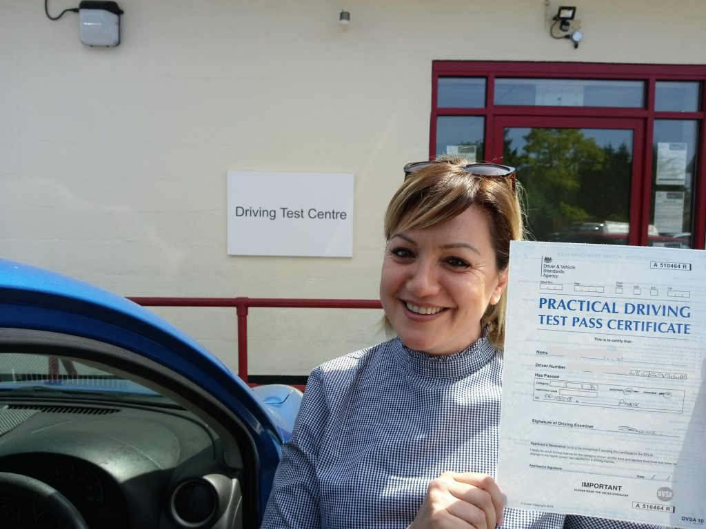 Pinner Driving Test Centre Review