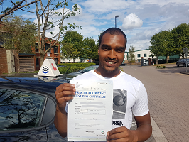 Isleworth intensive driving course