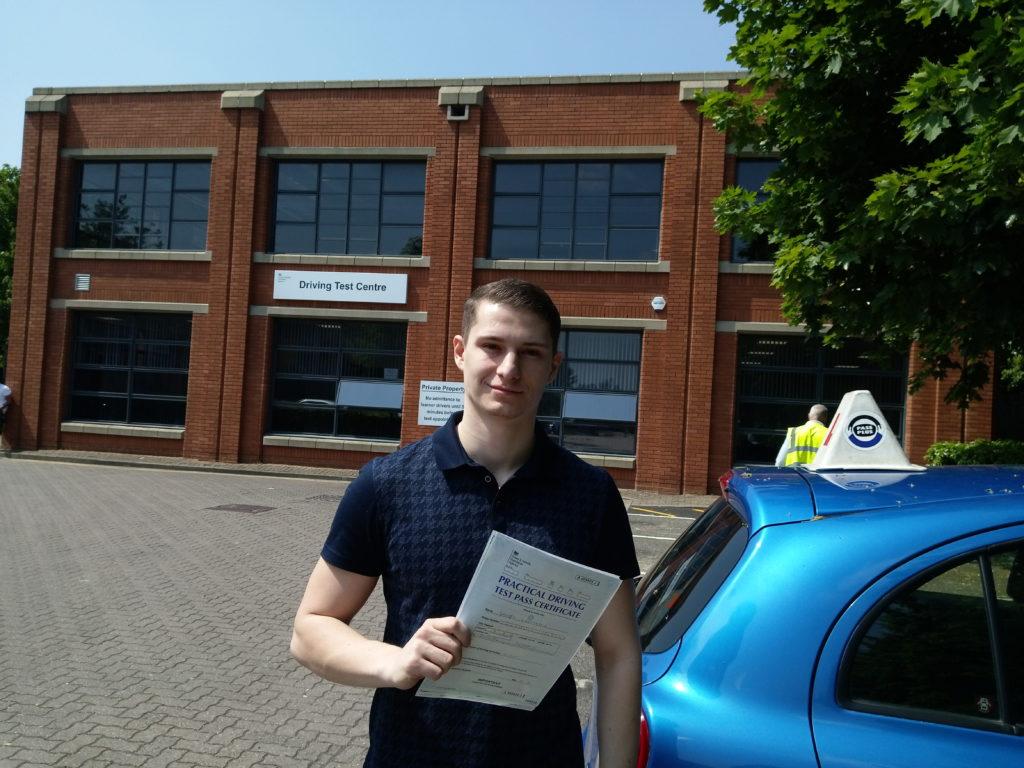 Isleworth driving test car hire